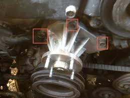 nissan frontier year 2000 nissan frontier water pump replacement chickenroadlabs