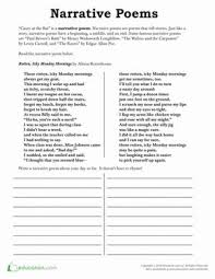 personal narrative worksheets worksheets
