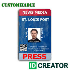 press card template free off the press templates scrap of