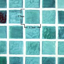 self adhesive wallpaper blue aqua blue mosaic tile self adhesive wallpapers wallstickery