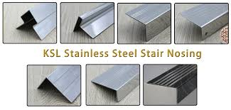 vinyl flooring hardness stainless steel stair nosing buy
