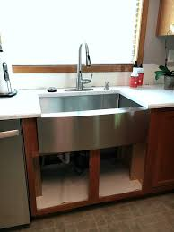 Kitchen Remodel Update New Disposal Sink And Faucet - Kitchen sink waste disposal