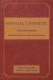 manualul catehetic al bisericilor penticostale din românia