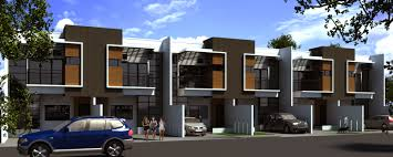 Home Design Low Budget Modern Row House Design Planning Houses Building Plans Online