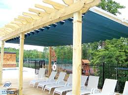 retractable fabric canopy home design ideas and pictures