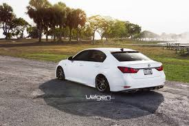 lexus gs350 f sport 2016 lexus gs350 f sport bagged velgen wheels vmb6 satin black