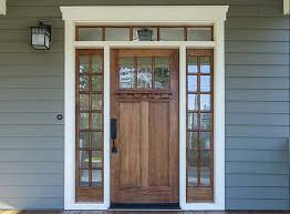 Solid Oak Exterior Doors Doors Glamorous Solid Wood Exterior Door Slab Outstanding Solid