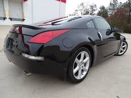 Nissan 350z Horsepower - 2003 used nissan 350z 2dr coupe touring manual trans at one and
