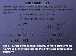 mathematics of finance it u0027s all about the in sec 3 6a ppt