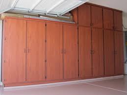 Make Wooden Garage Cabinets by Garage Cabinets Make Your Garage Look Neater U2013 Craftsman Garage