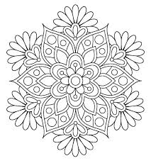 printable coloring pages flowers pretty flower coloring pages rose is beautiful flower coloring page
