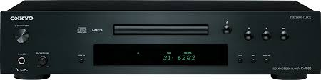 amazon black friday cd deals amazon com onkyo c 7030 compact disc player black home audio