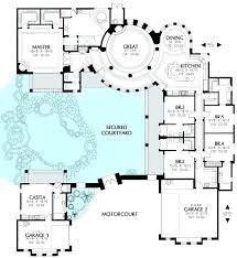 small courtyard house plans courtyard home designs courtyard home designs small courtyard