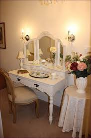 Antique Vanity Table With Mirror And Bench Bedroom Wonderful Vintage Vanity Table Vanity Table Without
