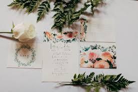 Personalized Wedding Invitations Custom Wedding Invitation Watercolor Wedding Suite Personalized