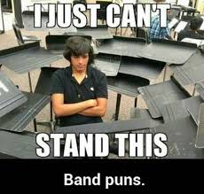 Band Geek Meme - bandberds hashtag on twitter