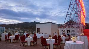 Outdoor Party Furniture Rental Los Angeles The Rooftop Outdoor Hollywood Event Venue The Hollywood