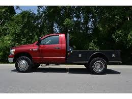 dodge trucks for sale in louisiana sell used 2009 dodge ram 3500 regular cab slt 4x4 flatbed diesel