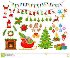 new year items merry christmas and happy new year seasonal winter