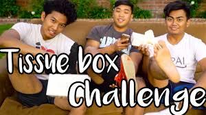 Challenge Roi Tissue Box Challenge Ft Roi Guava Juice