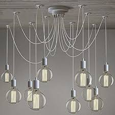 Multi Pendant Light Susuo Lighting Wire Cage Pendant Lighting Chandelier