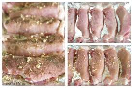 easy baked boneless pork ribs paleo low carb yum