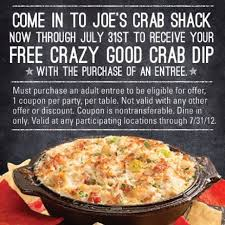 coupons for joe s crab shack the 25 best joe s crab shack coupons ideas on cooking