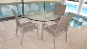 Glass Patio Table Top Best Round Glass Patio Table Replacing Round Glass Patio Table