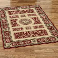 Round Traditional Rugs Regency Medallion Round Rugs