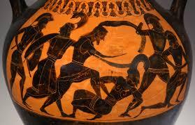 Ancient Greek Vase Painting Learn From The Greeks Robert Najlis