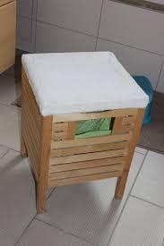 Ikea Molger Bench Bathroom Rubbish Bin Stool Hack Ikea Hackers Ikea Hackers