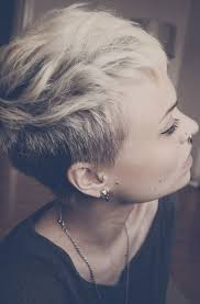 long choppy haircuts with side shaved 20 trendy fall hairstyles for short hair 2017 women short haircut