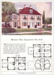 georgian style home plans georgian house plans designs floor uk square style
