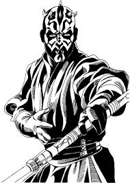 darth maul coloring pages darth maul coloring page within trafic