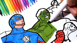 the avengers coloring pages how to draw marvel superheroes iron