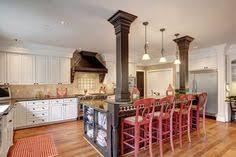 20 beautiful kitchen islands with beautiful kitchen island designs with columns