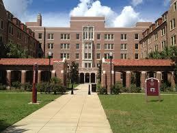 Florida State University Campus Map by Florida State University