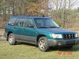 subaru green forester 1998 subaru forester u2013 pictures information and specs auto