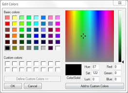 how to choose colors a simple way to understand hue saturation and luminosity brightness