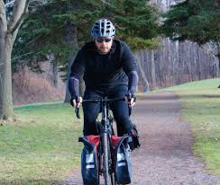 recent grad hits the road for cross country bike ride for