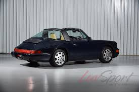 porsche 964 targa 1990 porsche 964 carrera 2 targa carrera stock 1990165 for sale