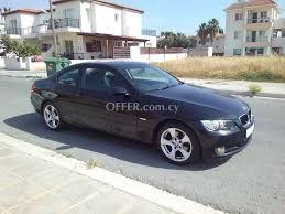bmw 320i 2007 for sale bmw 320i 2007 for sale in paphos 86814en cyprus cars offer