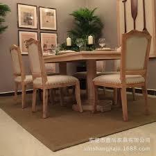 Wholesale Dining Room Sets Vintage Model Room Furniture Sets Dining Modern Minimalist Dining