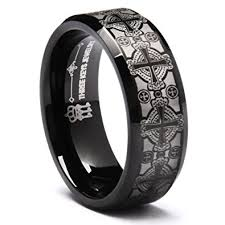 mens tungsten rings images Three keys jewelry 8mm mens tungsten wedding ring jpg