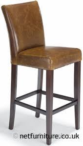 brown kitchen breakfast bar stools kitchen counter chrome
