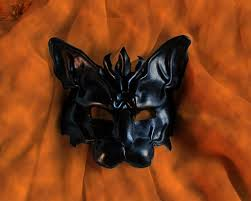halloween black cat leather mask witch u0027s familiar catwoman