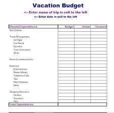 sample budget planning corol lyfeline co