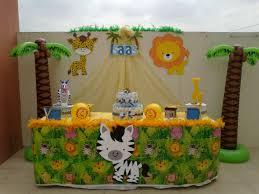 safari baby shower ideas decoración de baby shower de safari imagui baby shower zoo