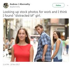 Couple Meme - distracted boyfriend meme more to the couple s story daily