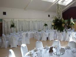 tablecloths and chair covers great best 25 wedding chair covers ideas on about white